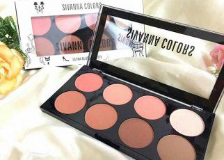 Sivanna-Ultra Blush Palette